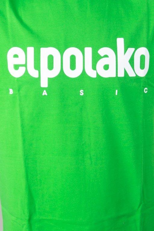 Koszulka El Polako Classic Green
