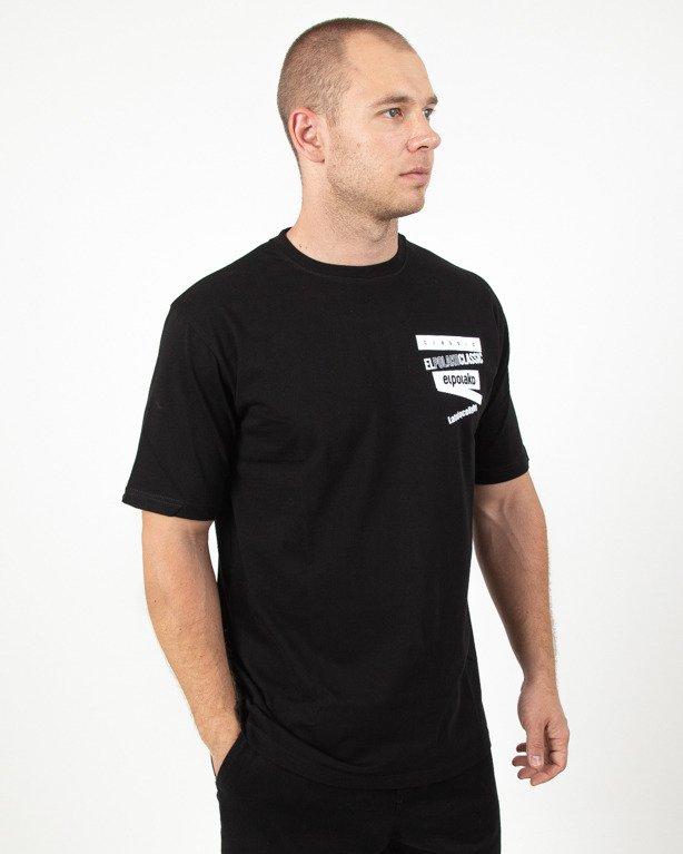 Koszulka El Polako LR Black
