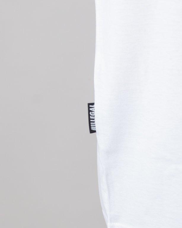 Koszulka Illegal Keep It White