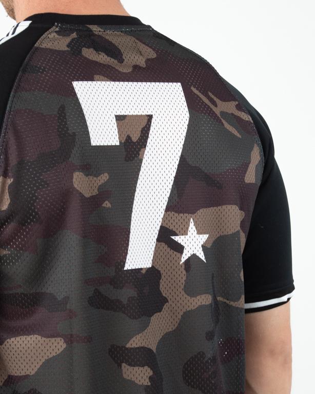 Koszulka Lucky Dice Jersey Seven Ld Camo