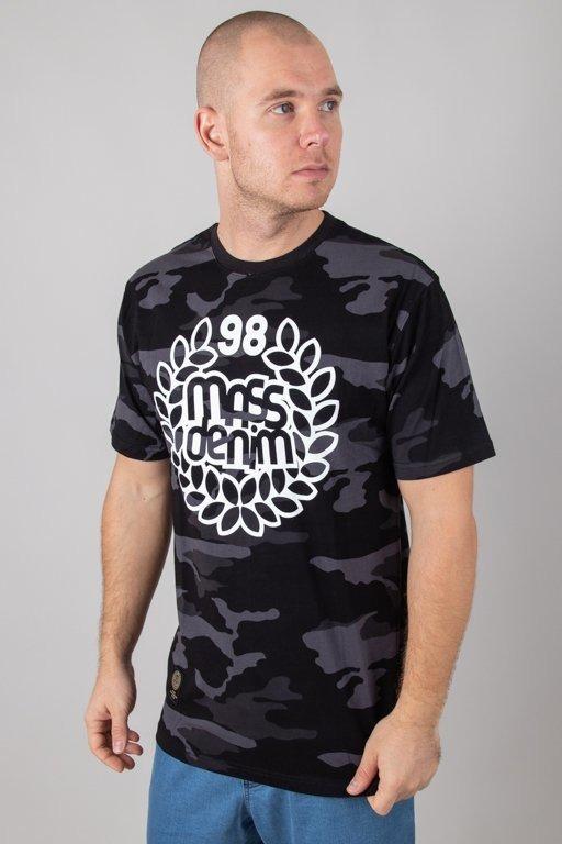 Koszulka Mass Base Black Camo
