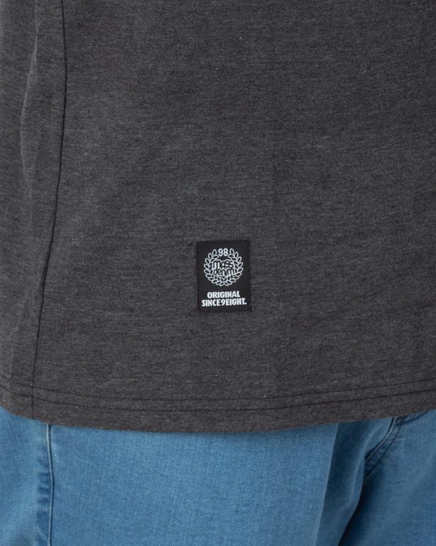 Koszulka Mass Base Grey
