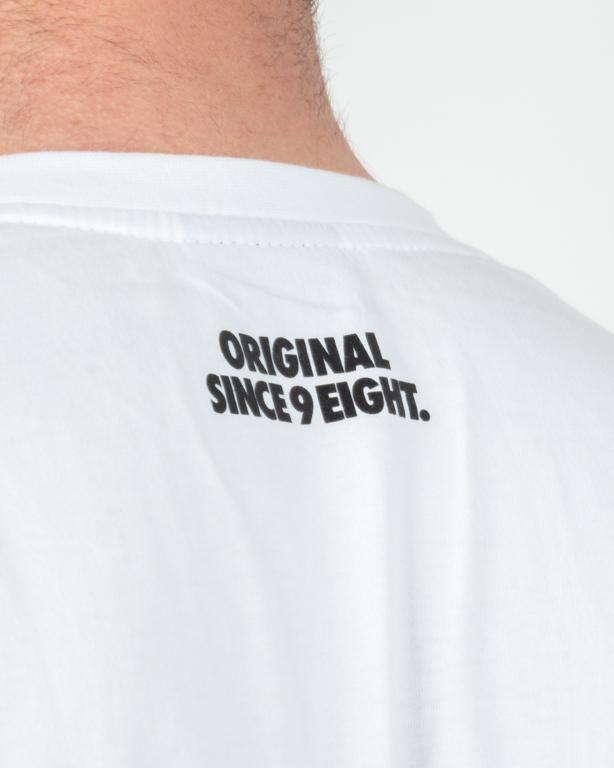 Koszulka Mass Base White