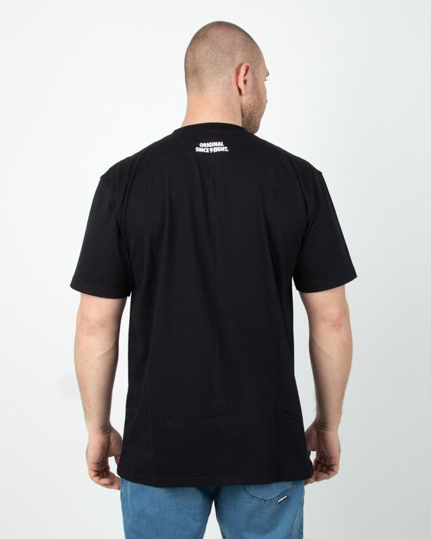 Koszulka Mass Glitter Black