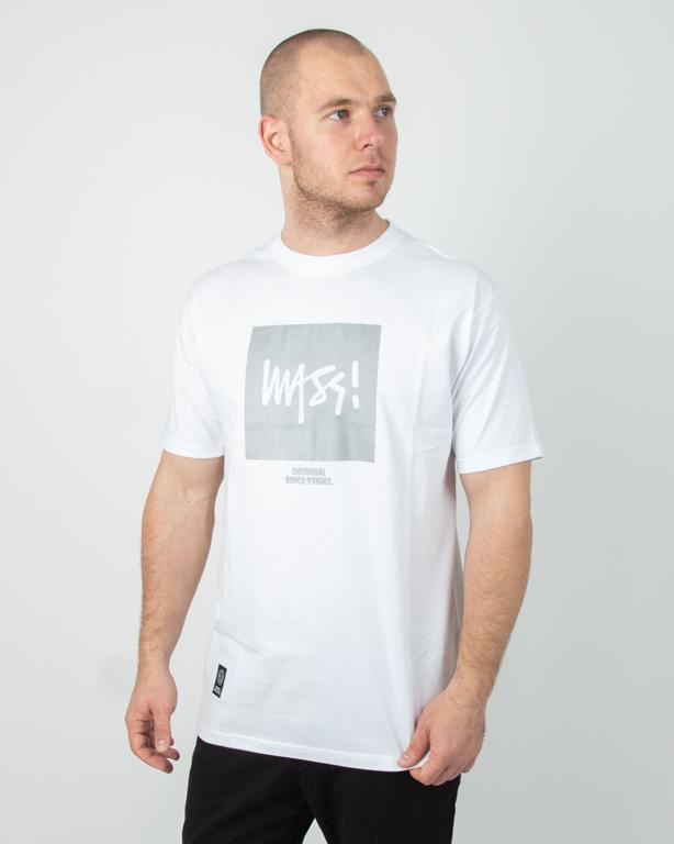 Koszulka Mass Glitter White