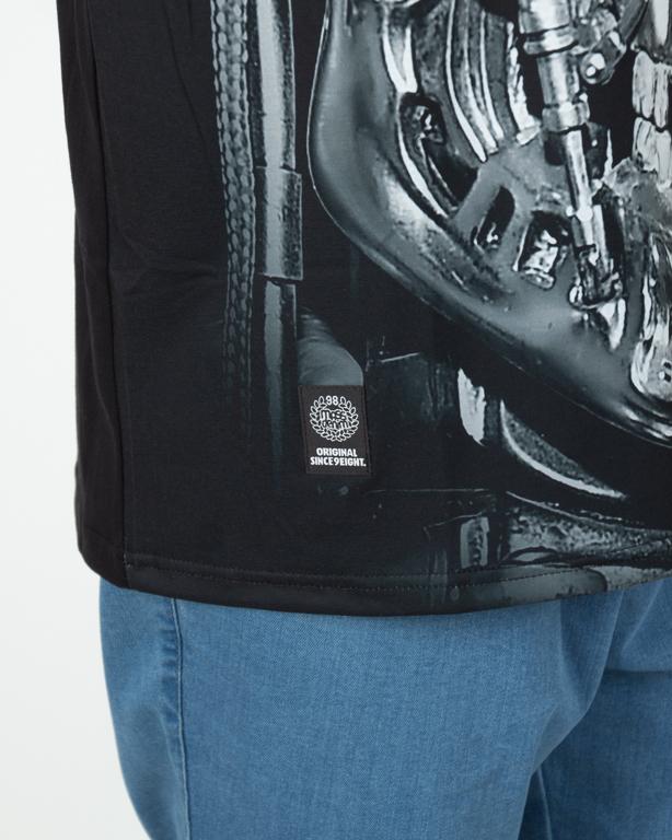 Koszulka Mass T800 Black
