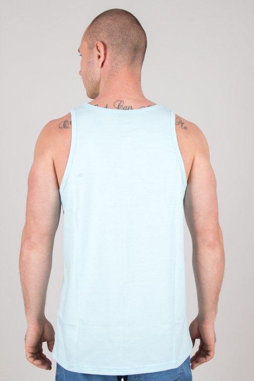 Koszulka Mass Tank Top Base Light Blue
