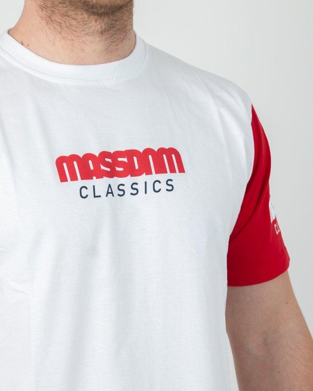 Koszulka Mass Triple White