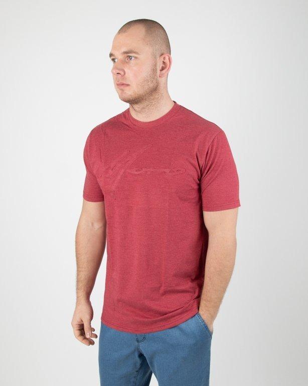 Koszulka Moro Paris 3d Red
