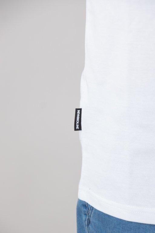 Koszulka New Bad Line Blocks White