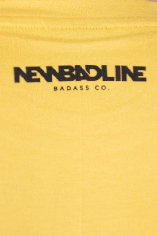 Koszulka New Bad Line Icon Yellow