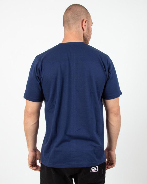 Koszulka Patriotic Cls Navy