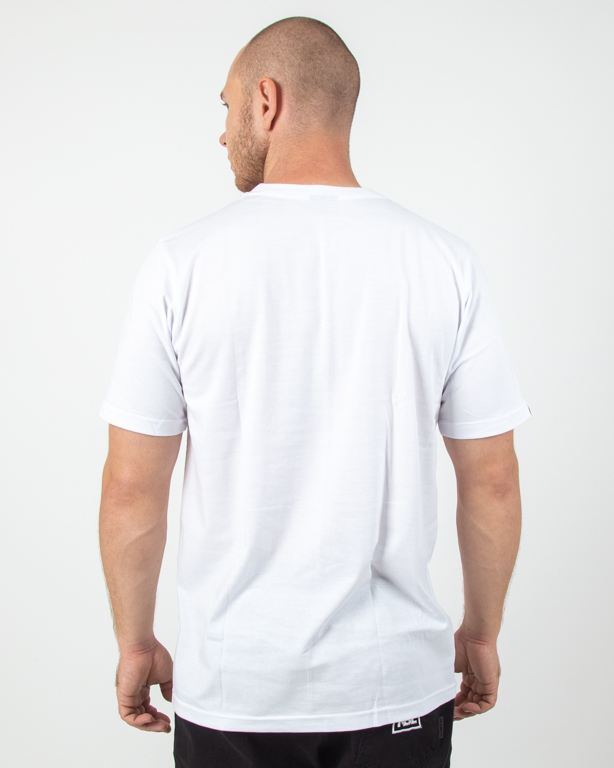 Koszulka Patriotic Futura Double Color White