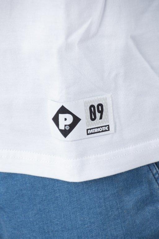 Koszulka Patriotic Futura Shade Pion White