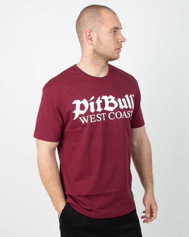 Koszulka Pitbull Old Logo Brick
