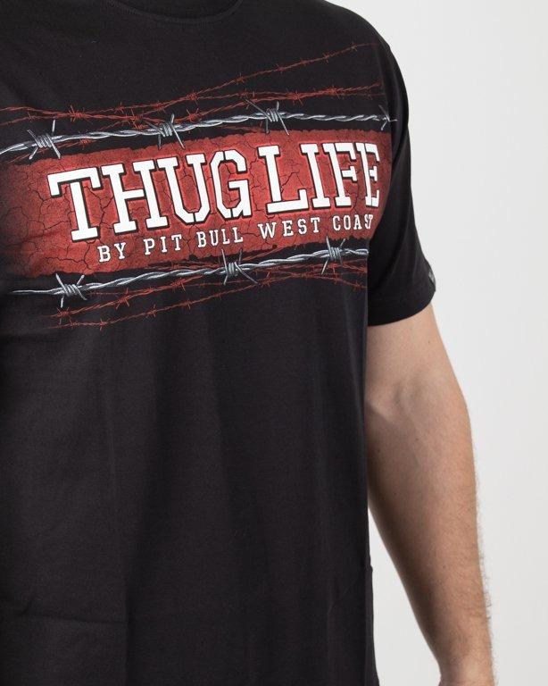 Koszulka Pitbull Thuglife 89 Black