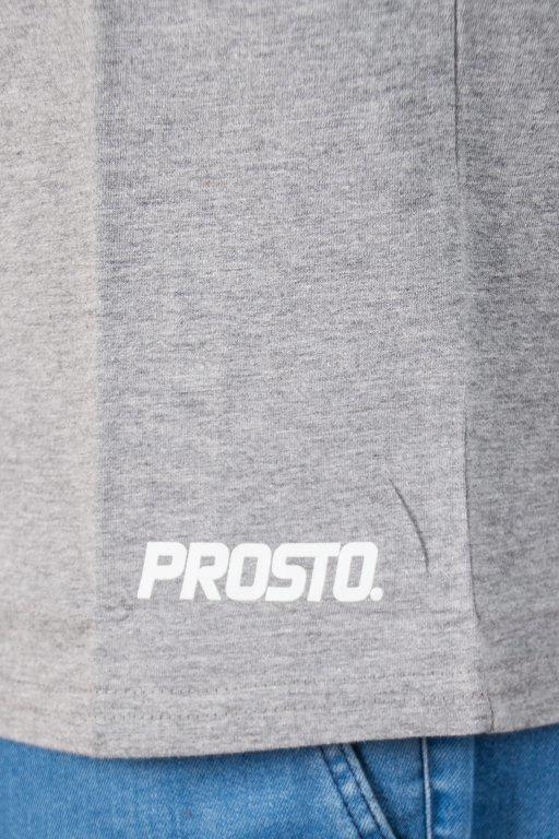 Koszulka Prosto Base Grey