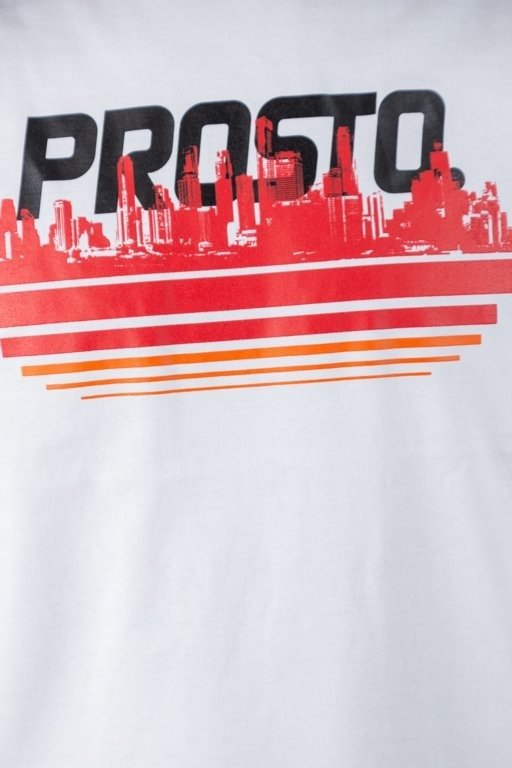Koszulka Prosto City White