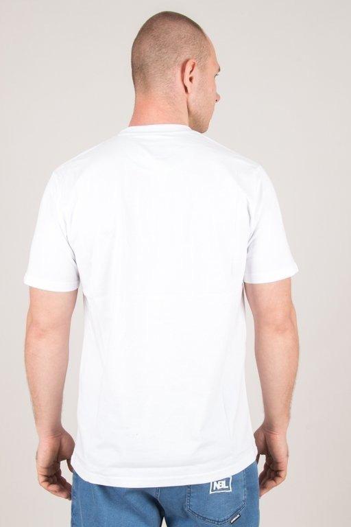 Koszulka Prosto Piping White