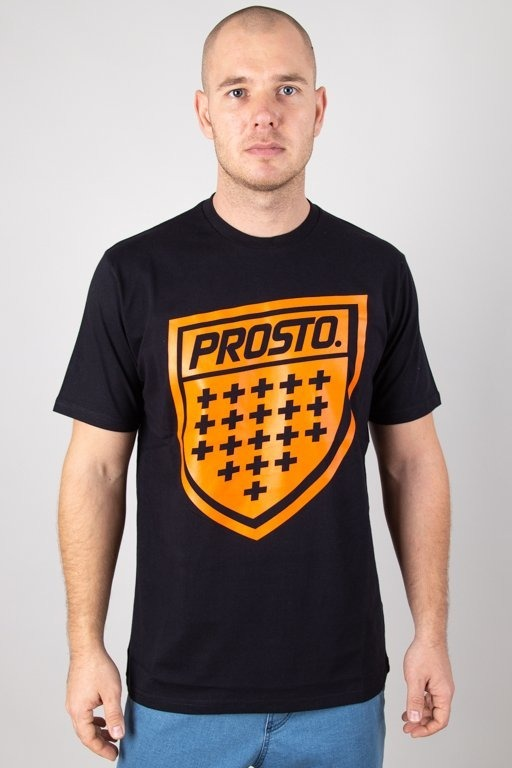 Koszulka Prosto Shield Xix Black