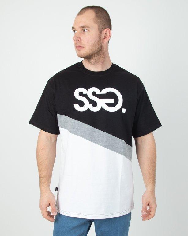 Koszulka SSG Cut Classic Black