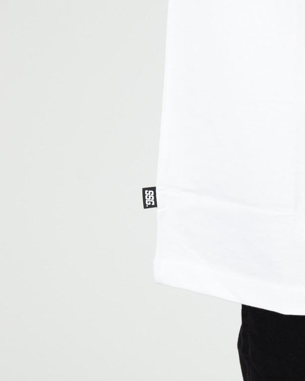 Koszulka Ssg New Ssg White