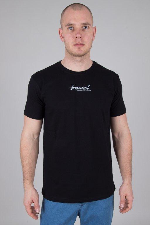 Koszulka Stoprocent Baroc Black