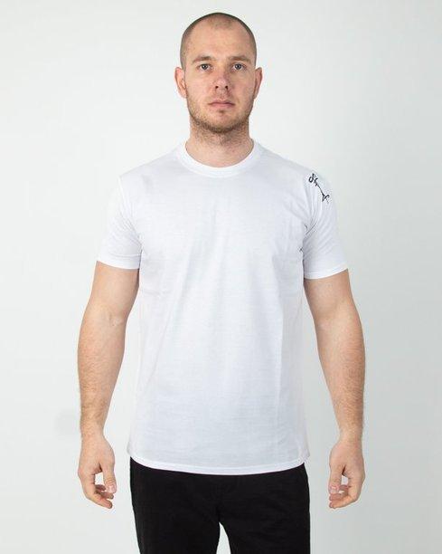 Koszulka Stoprocent Base Smalltag White