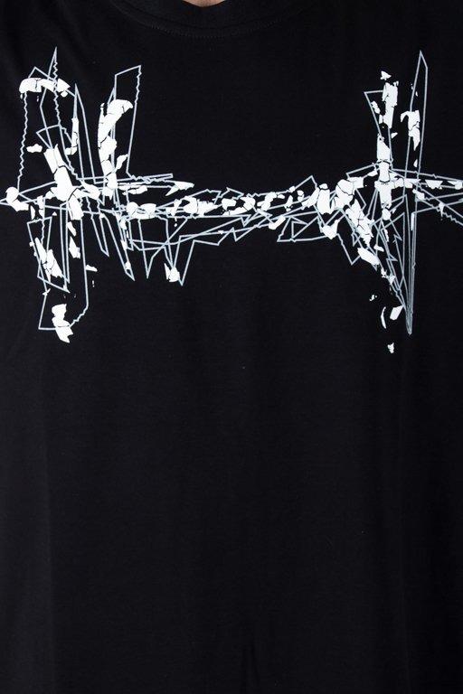 Koszulka Stoprocent Destroytag Black