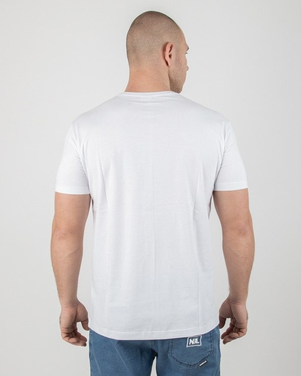 Koszulka Stoprocent Simple White