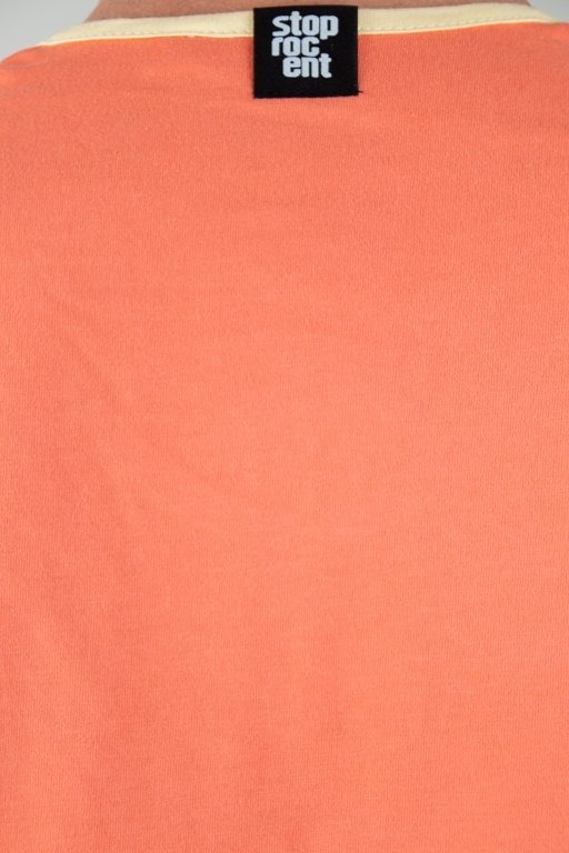 Koszulka Stoprocent Tank Top Maratondark Coral
