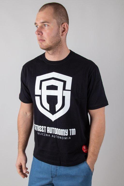 Koszulka Street Autonomy Classic Black