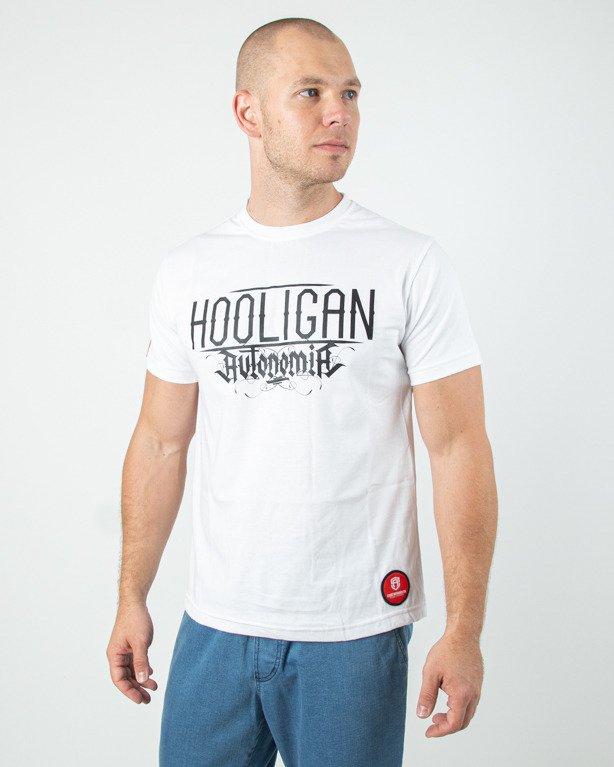Koszulka Street Autonomy Hoolsautonomy White