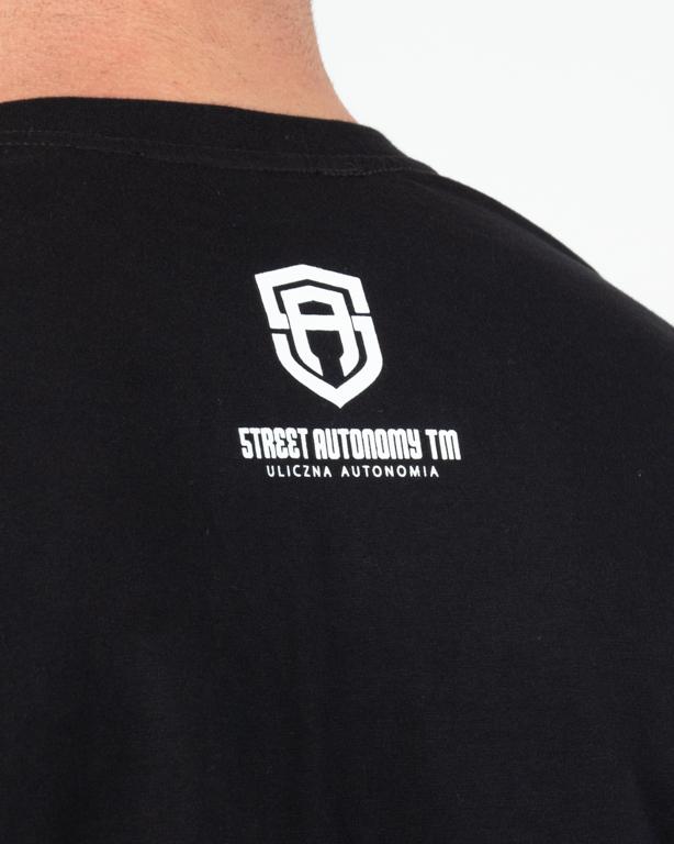 Koszulka Street Autonomy Shot Black