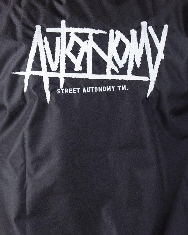 Kurtka Street Autonomy Wiatrówka Zip Flyers Anarchy Black