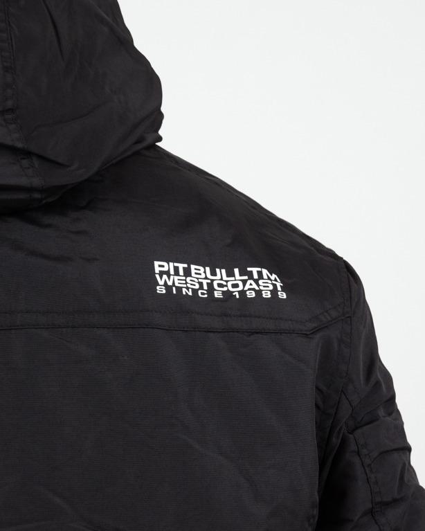 Kurtka Zimowa Pitbull Cabrillo 2019 Black