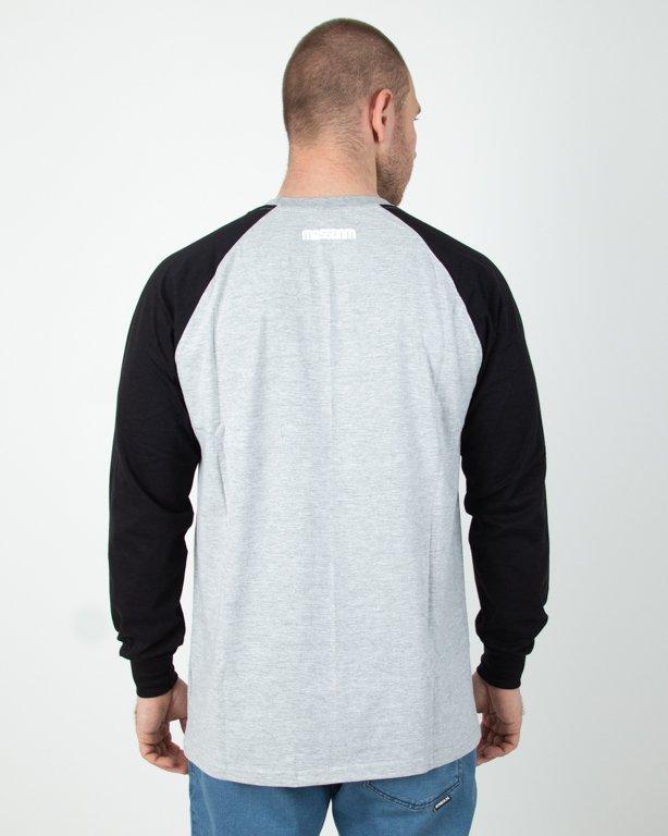 Longsleeve Classics Small Logo Grey-Black