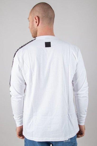 Longsleeve El Polako Box Style White