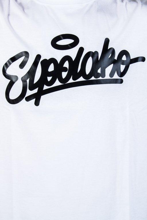 Longsleeve El Polako Handwritten White