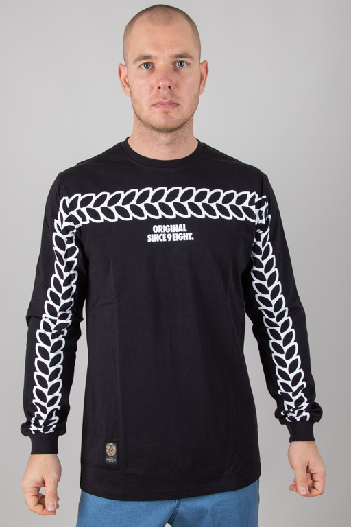 Longsleeve Mass Trail Black