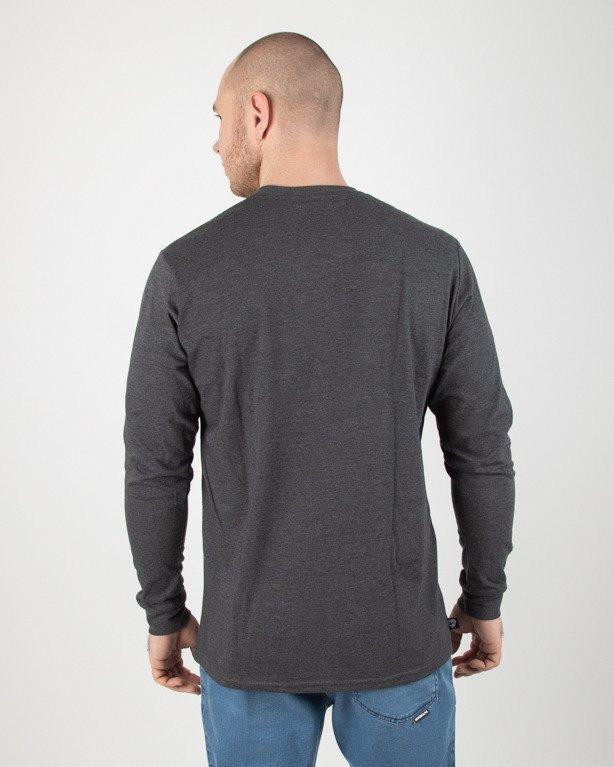 Longsleeve Moro Paris 3d Grey