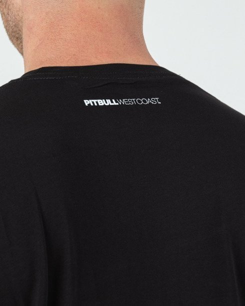 Longsleeve Pitbull Small Logo Black