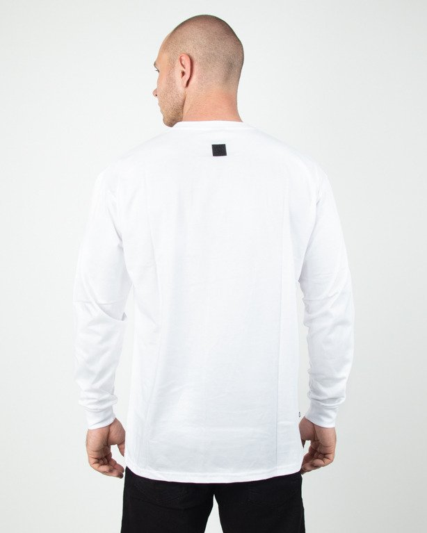Longsleeve Ssg Three Lines White