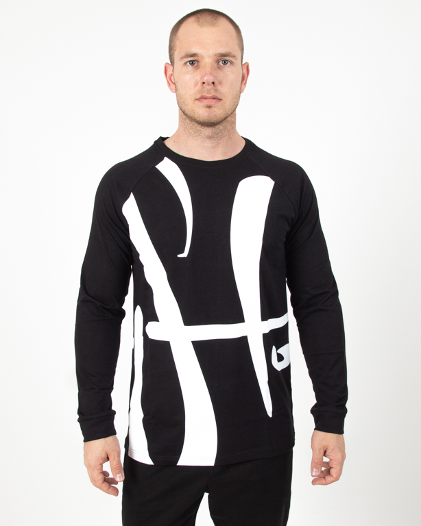 Longsleeve Stoprocent Overtag Black