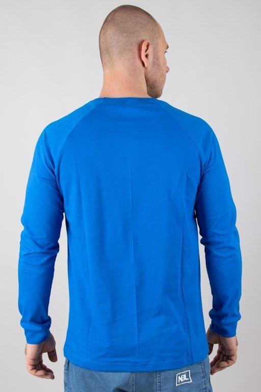 Longsleeve Stoprocent Vertical Blue