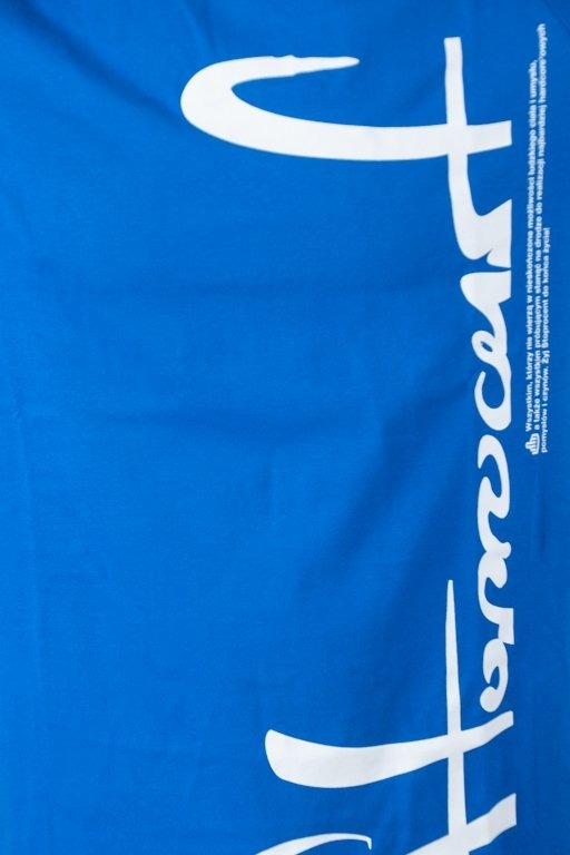Longsleeve Stoprocent Vertical Blue