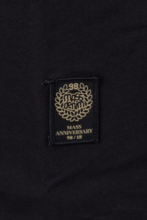 MAS T-SHIRT REPUBLIC BLACK