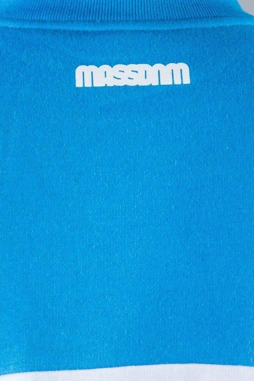 MASS CREWNECK CLASSIC CUT BLUE