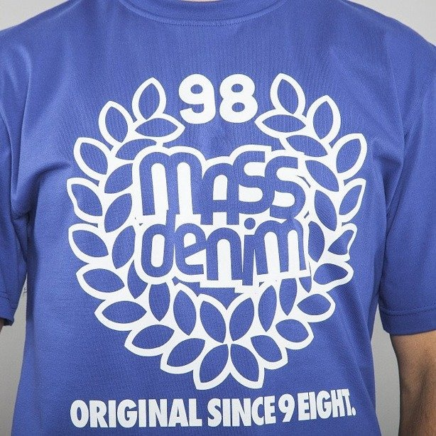 MASS KOSZULKA BASE 013 FV DARK BLUE