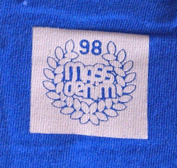 MASS KOSZULKA BASE 13 BLUE